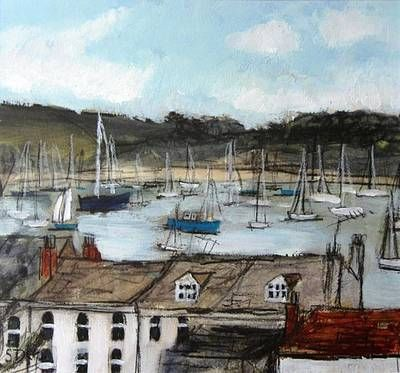 Stephanie DEES - Summer, Falmouth