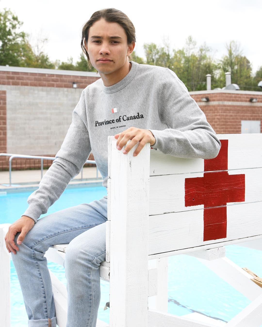 Made in Canada by Province of Canada Lifeguard, Province