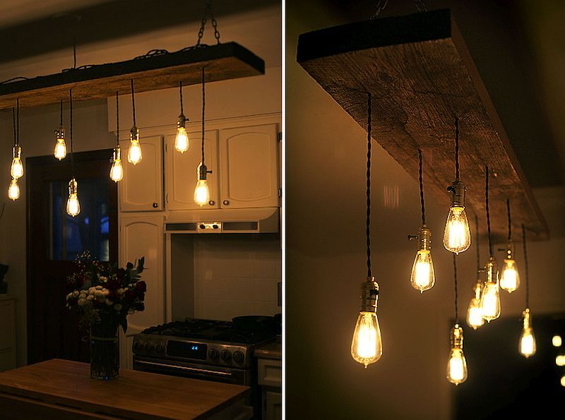 10 Diy Edison Bulb Lights And Pendants That Leave You Dazzled