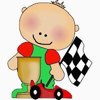 Mamá de Alta Demanda: Mi bebé, listo para Fórmula 1