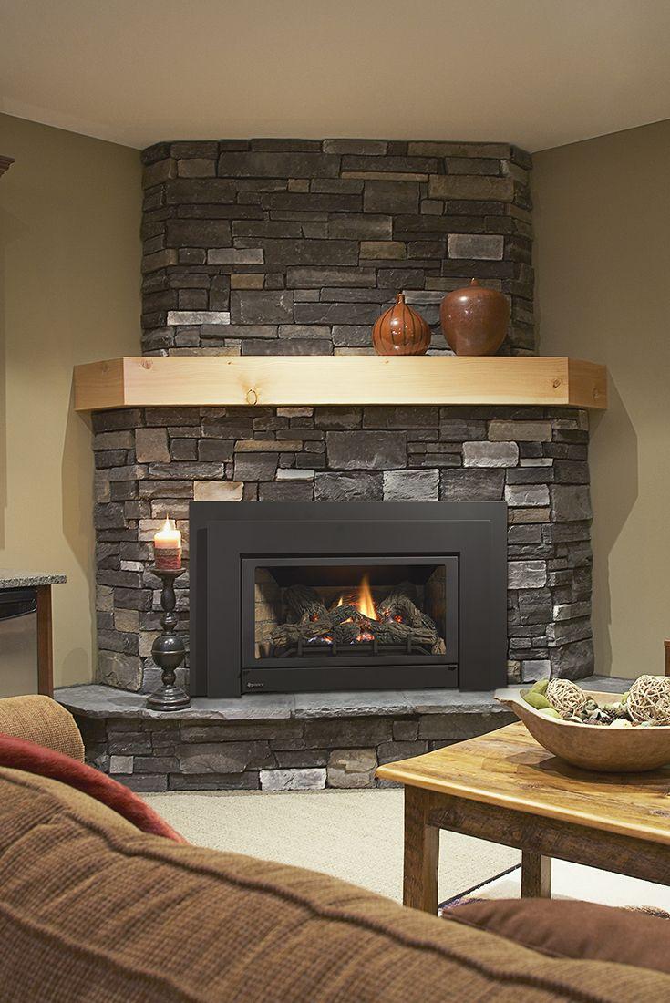 Regency E21 Gas Fireplace Insert Corner Fireplace Home