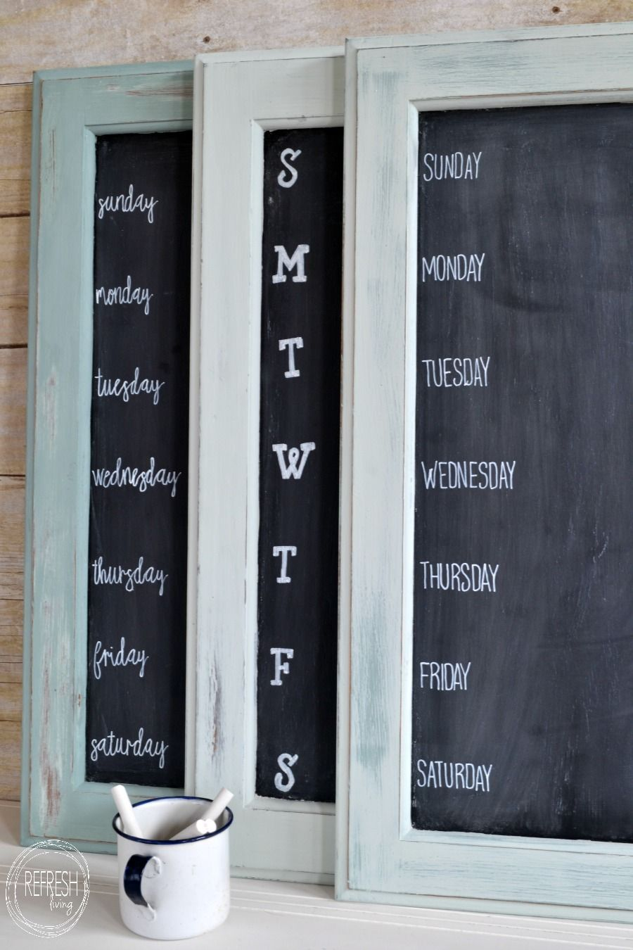 How to Write Perfect Letters on a Chalkboard