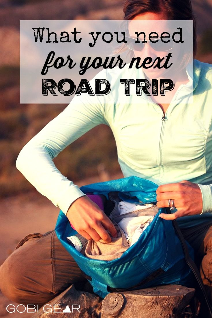 Before you pack the car and head out the door, check out this must-have road trip item. It will change the way you do road trips!