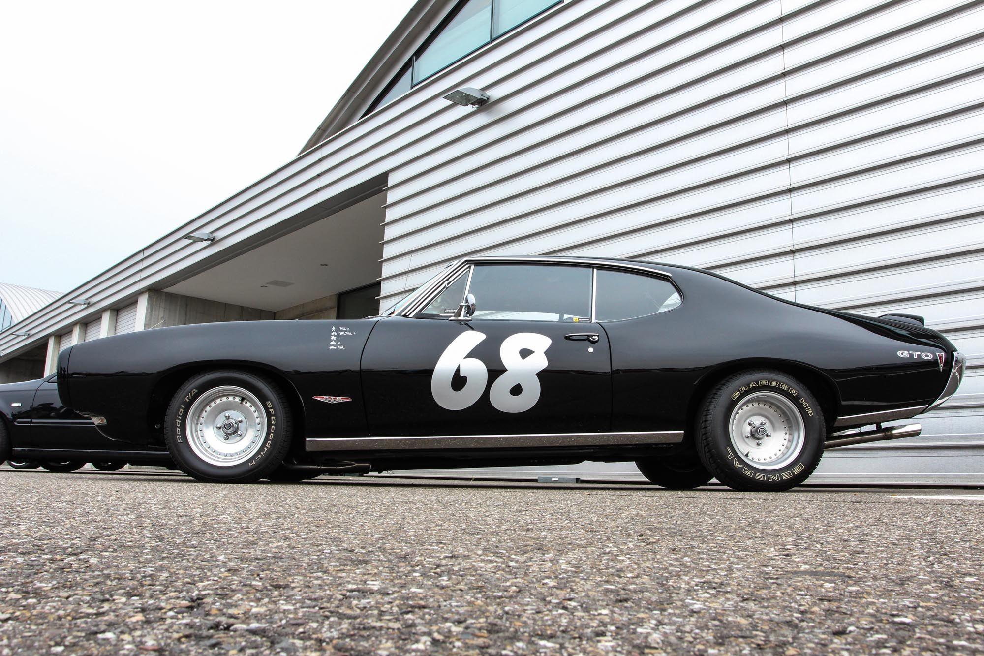Pontiac GTO: American Monster  http://www.autotuning.de/pontiac-gto-american-monster/ GTO, Musclecar, Pontiac Tuning News, US-Car, V8
