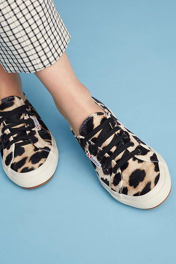 82f3f232edae Slide View  1  Superga Printed Velvet Sneakers Superga Velvet