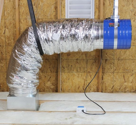 Quiet Cool Whole House Fans Install Easily Cool Your Home Without Using Ac To Save You And Are Made In The Usa Whole House Fan House Fan Whole House Fans
