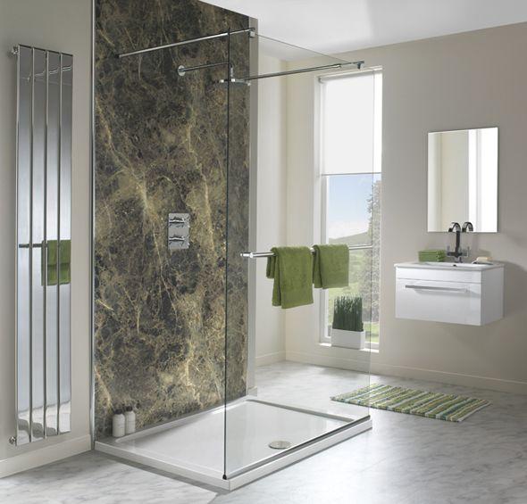 egyre népszerűbbek a keret nélküli zuhanykabinok http on shower wall panels id=44553