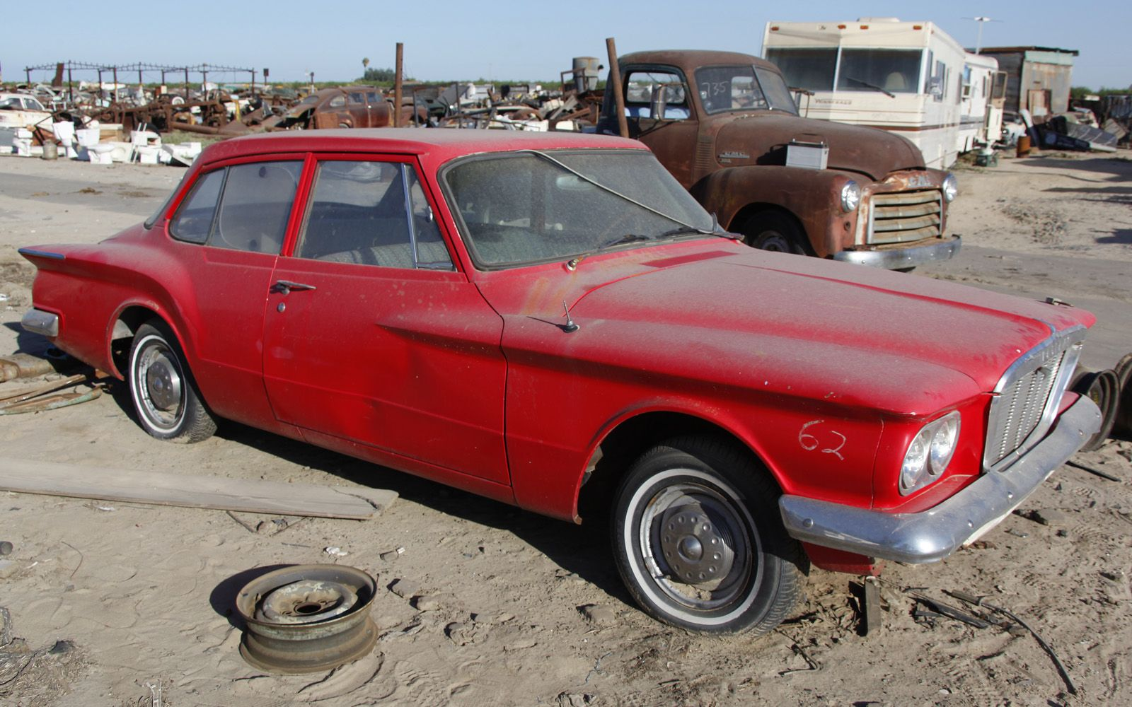 junkyard-vintage-cars-turners-auto-wrecking-fresno-california-153 ...