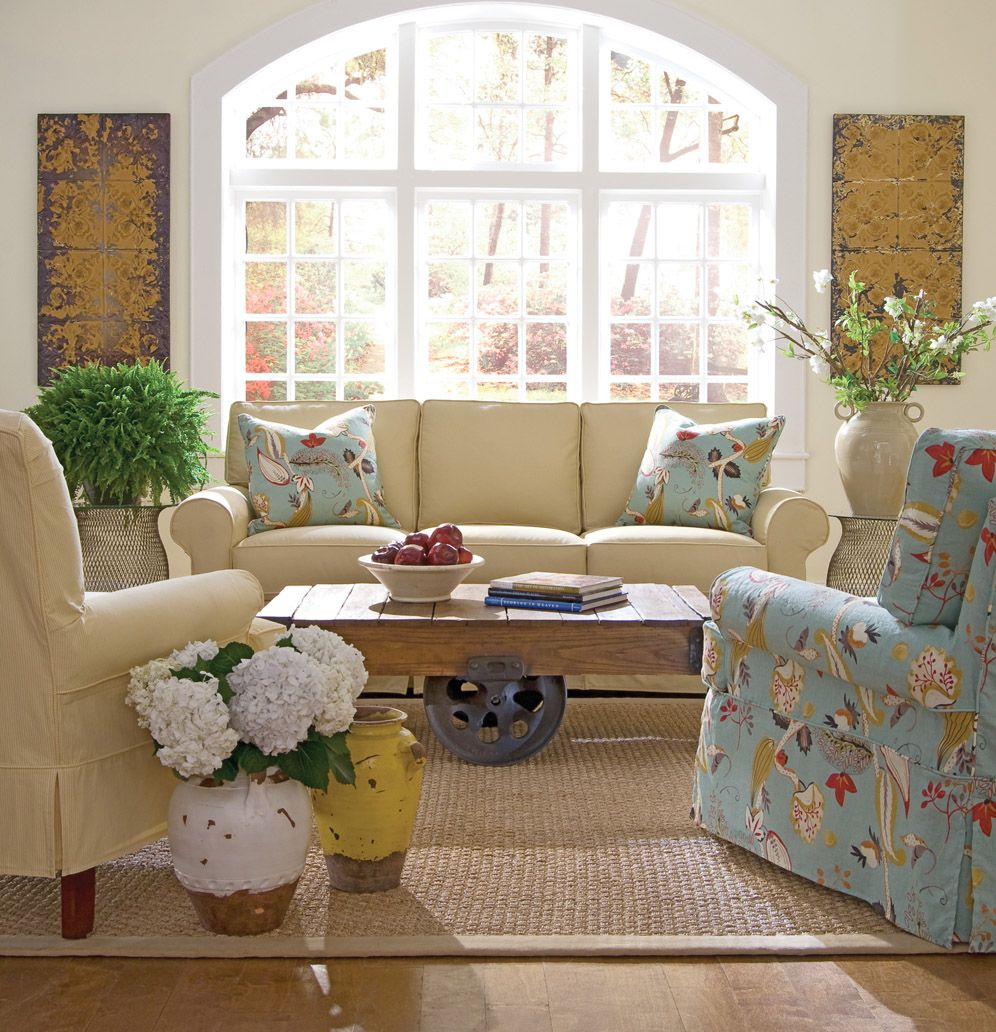 Furniture Layout · Nantucket Casual Style ...
