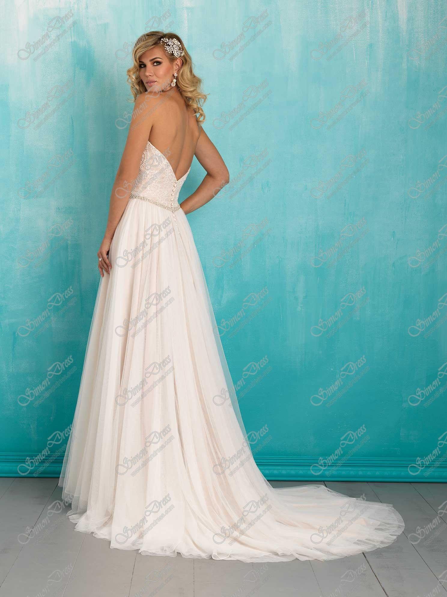 Allure Bridals Wedding Dress Style 9324   Allure Bridals Wedding ...