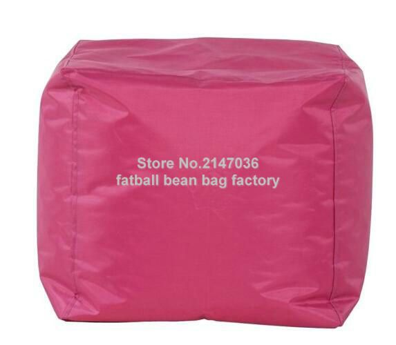 pink bean bag sofa chair, outdoor waterproof beanbag living room ...