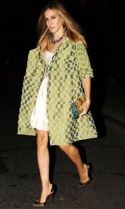Photo of Sarah Jessica Parker's Style In Pictures | Look