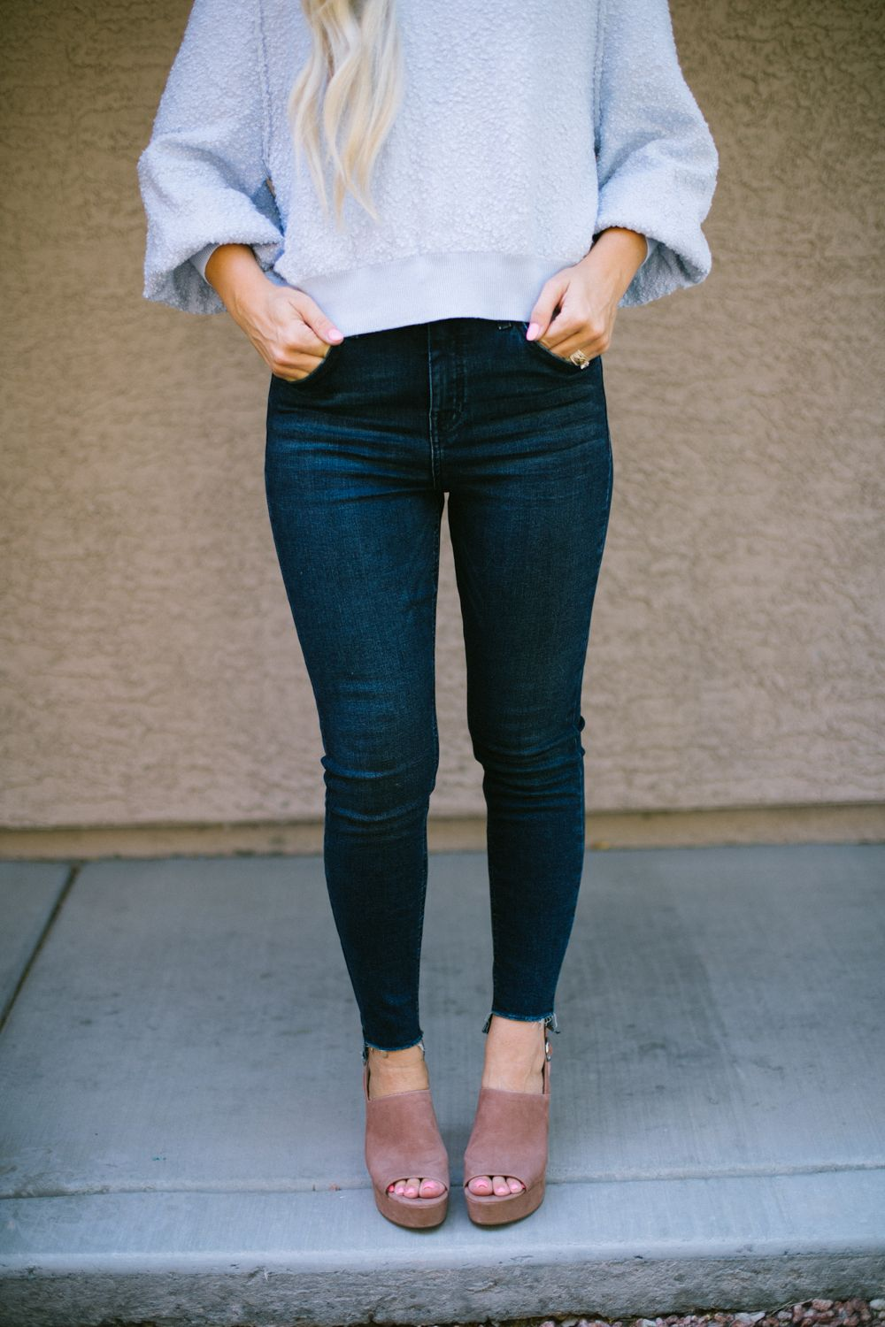 65c8644bd276 Casual Summer to Fall Outfit featured by popular Las Vegas life and style  bloggers