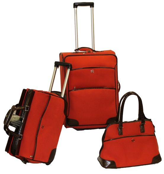 Varese: Wenger Swiss Army Varese Collection 3-Peice Luggage Set >>>> Scopri le Offerte!