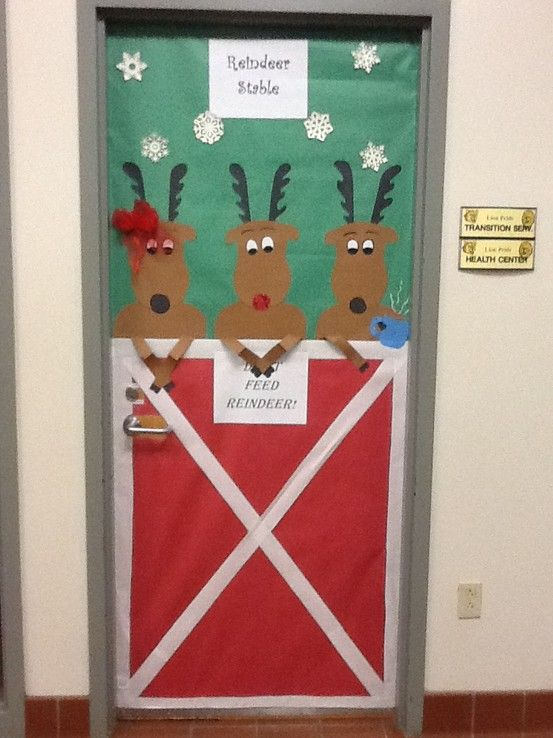 Nurses Door School Door Decorations Nurse Christmas Nurse Office