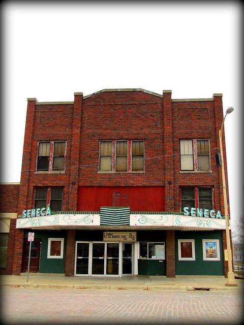 Seneca Theater Kansas