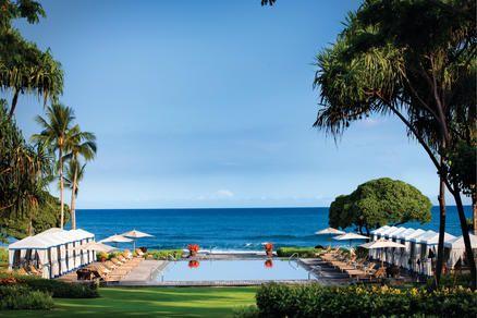 Four Seasons Resort Hualalai The Island Hawaiikona Islandbeach Hotelsluxury