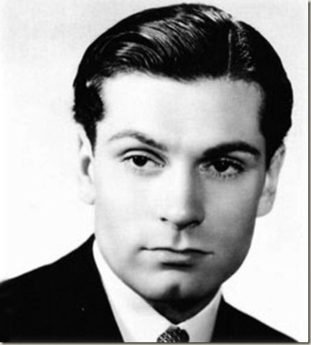 Image result for young actor laurence olivier