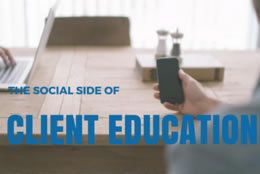 Client education on social media? It can be done - these tips will help. #veterinary #marketing