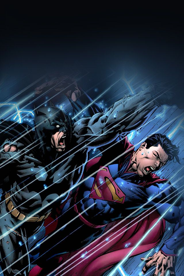 Comics Batman The Dark Knight Superman Wallpaper