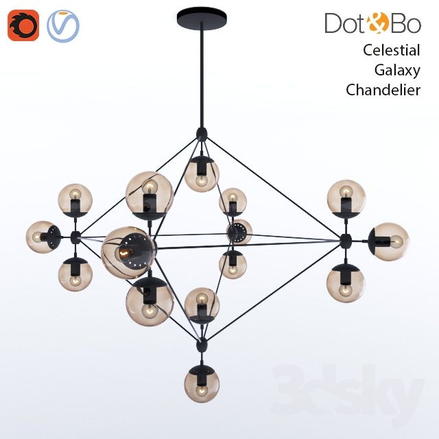 Dot bo celestial galaxy chandelier shopping 15 pinterest dot bo celestial galaxy chandelier aloadofball Choice Image