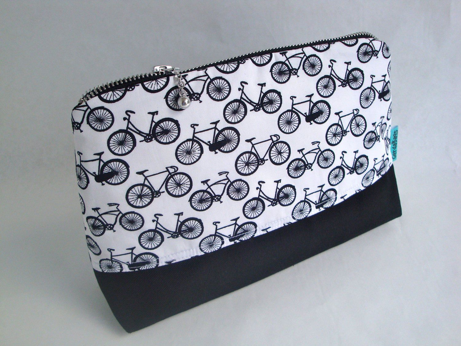 cc9a3d62e6 Mens funky cotton Wash Bag - handmade - bike wash bag - toiletry bag - gift-  boys wash bag - unique mens wash bag - bicycles wassh bag by GerdaBags on  Etsy
