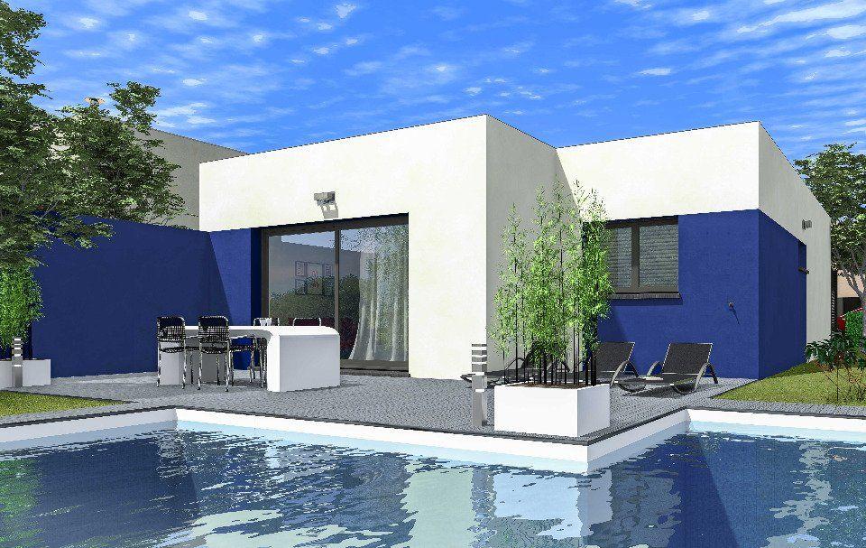 plan achat maison neuve construire maisons france confort rubic pp 90