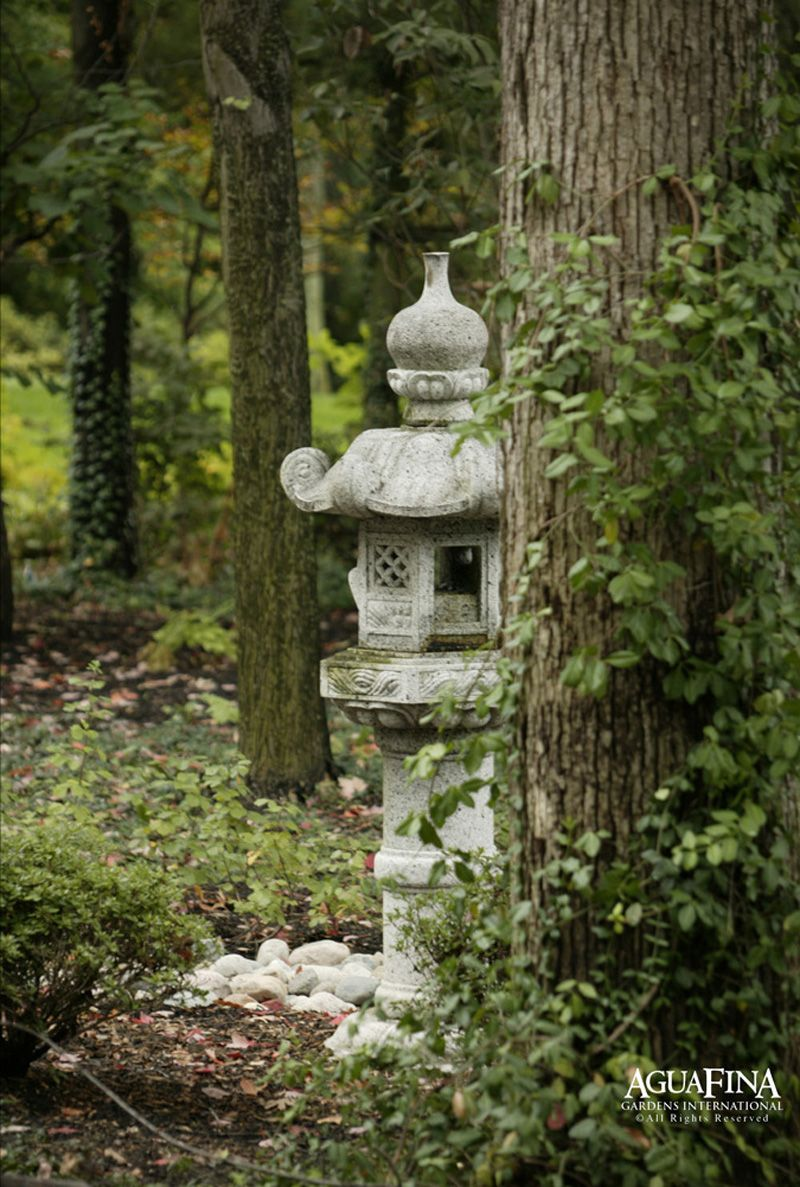 Kasuga Lantern: Traditional Japanese lantern, hand carved from ...