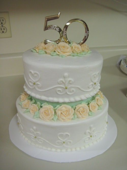 Katherine S Confections Llc Home 50th Anniversary Cakes 50th Wedding Anniversary Cakes Wedding Anniversary Cakes