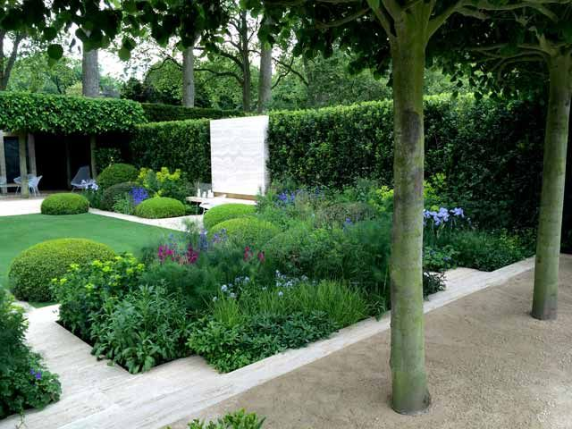 Italian Garden Design many materials can be used to divide the soil of the vegetable border from falling onto the pathways and highlight any formality in the design Garden Design Ideas From Chelsea Flower Show 2014 Telegraph Garden Italian