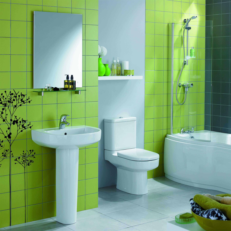 Blue And Green Bathroom Ideas Vesmaeducation Com