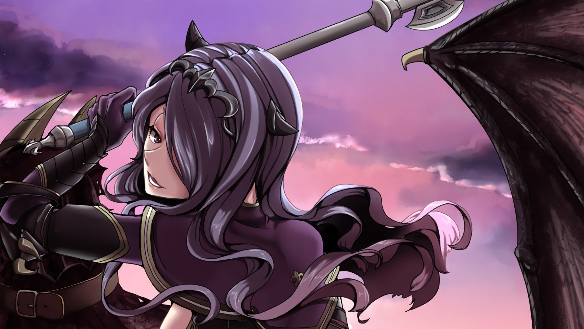 Fire Emblem Fates For Desktop Hd 1920x1080 Fire Emblem Wallpaper