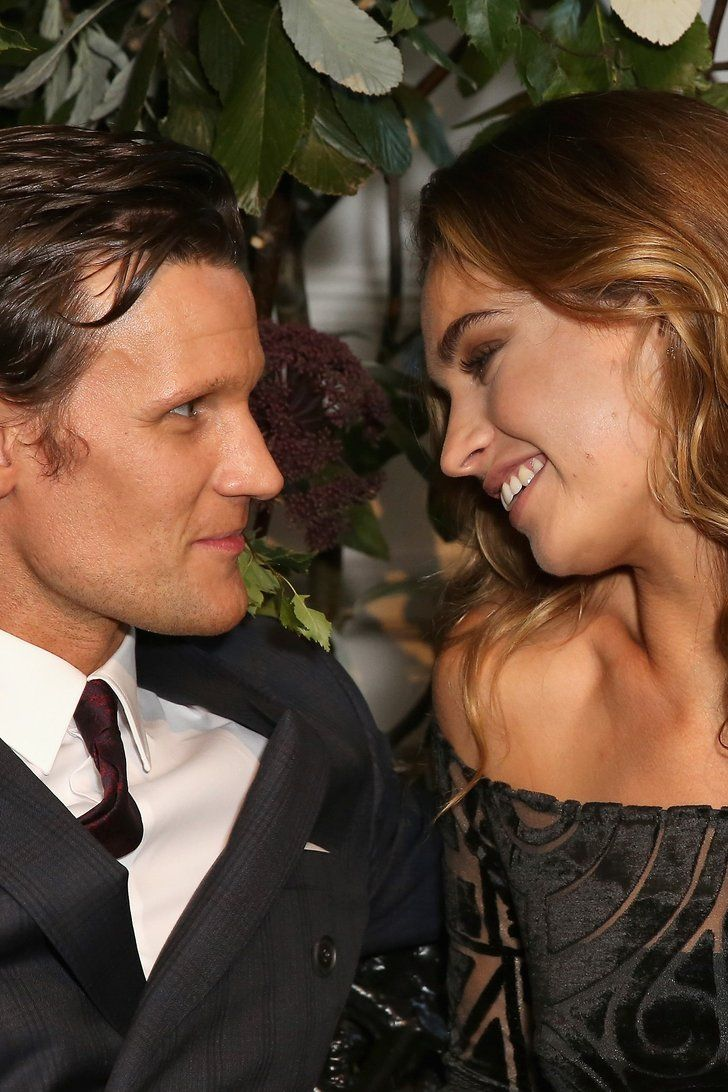 15 Times Lily James and Matt Smith Gave Us a Glimpse of