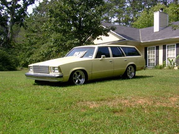 Sseaweed 1979 Chevrolet Malibu 10460721 Chevy Malibu Chevrolet Malibu Sports Wagon