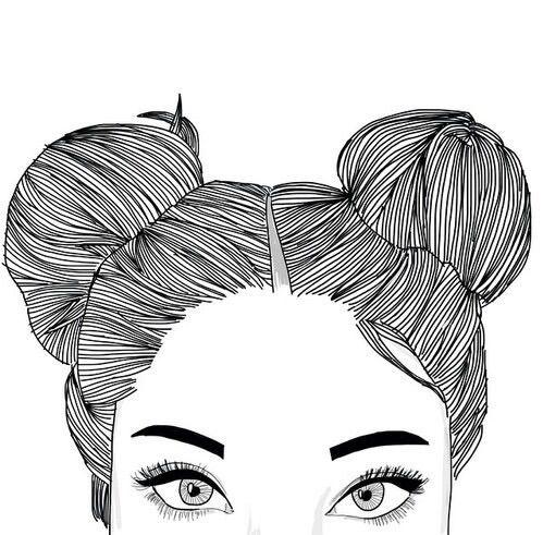 dessin noir et blanc dessin tumblr
