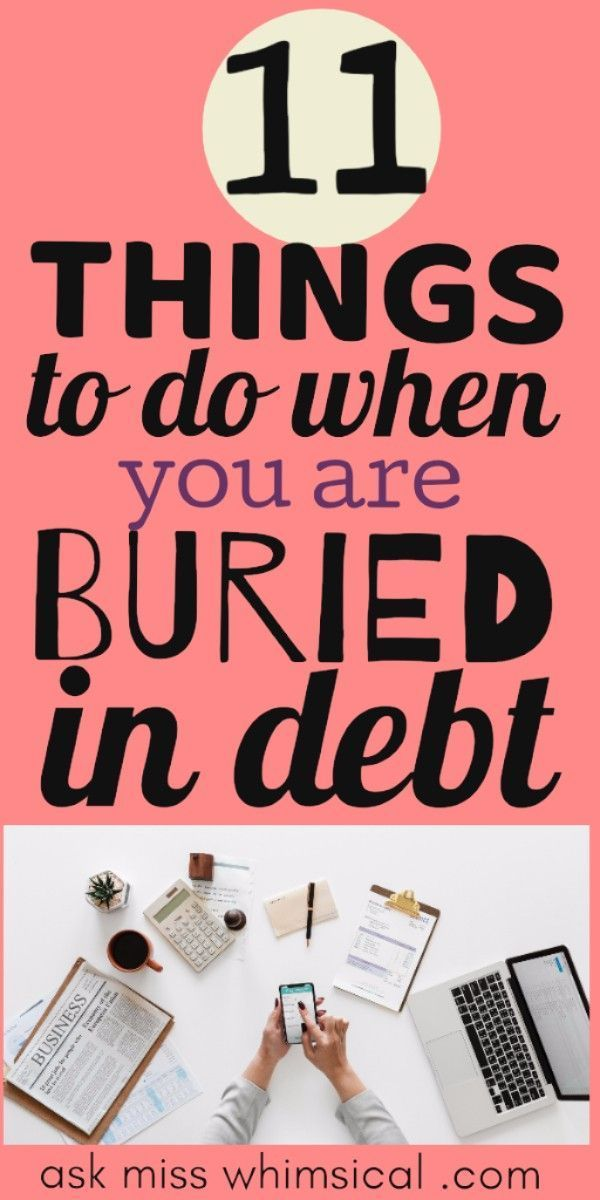 How To Become Debt-Free As Quickly As Possible How to pay off your debt when you are living paycheck to paycheck? Get out of debt fast using these 11 important debt payoff tips to help you get started on a debt-free life.