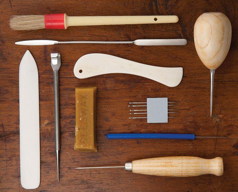 Lineco Book Binding Tool Bone Folder Large