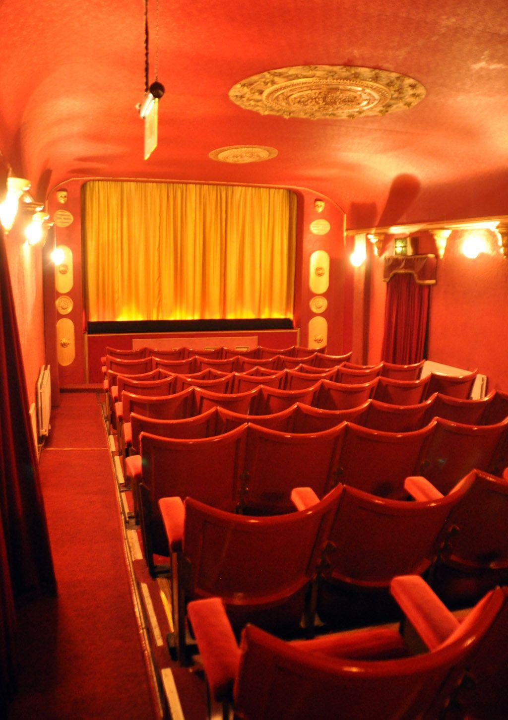 1940s cinema interior google search interior home