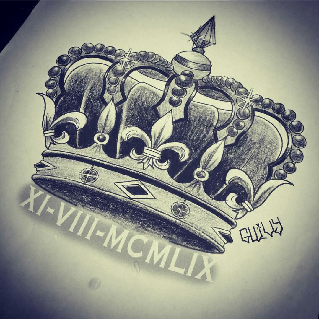 I Do Not Like The Roman Numerals Under The Crown, But The
