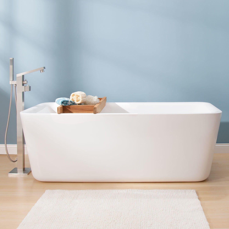 Unique Acrylic Freestanding Tubs Illustration - Bathtub Design Ideas ...