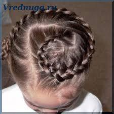 Колоски и косы - прически для девочек   Цветы девушки ...