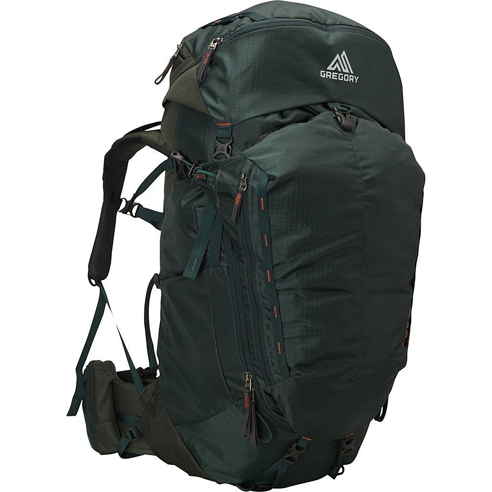 Gregory Mountain Products Men's Stout 75 Backpack >> Find out more details by clicking the image : Best hiking backpack