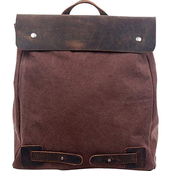 7ec1e4f2a8 TSD Canvas Cooper Backpack (Brown) Review Kids Backpacks