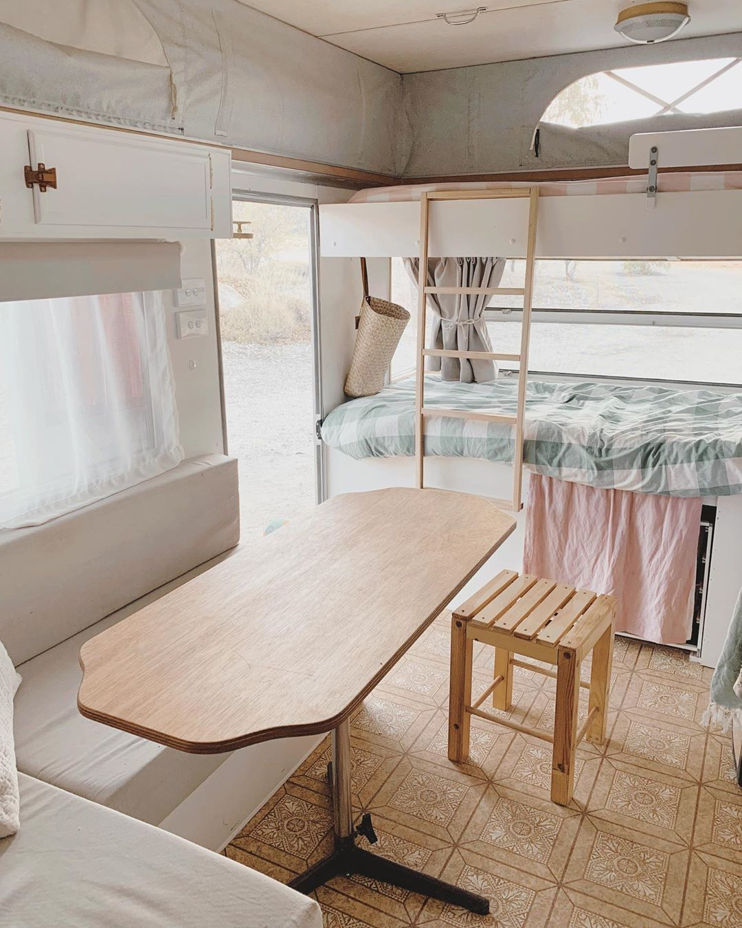 Photo of Caravan Bunk Beds | Caravan Renovation Series