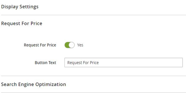 Magento 2 Request For Price Extension