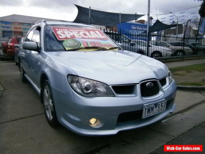 2006 subaru impreza my06 2 0i awd silver blue manual 5sp m rh pinterest co uk Subaru Manual Transmission Subaru Forester Manual
