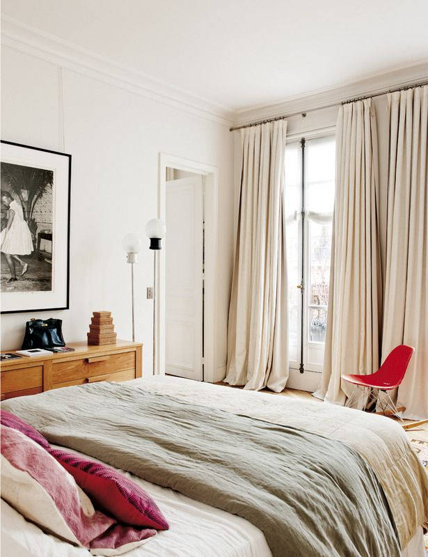 Master Bedroom · Those Curtains