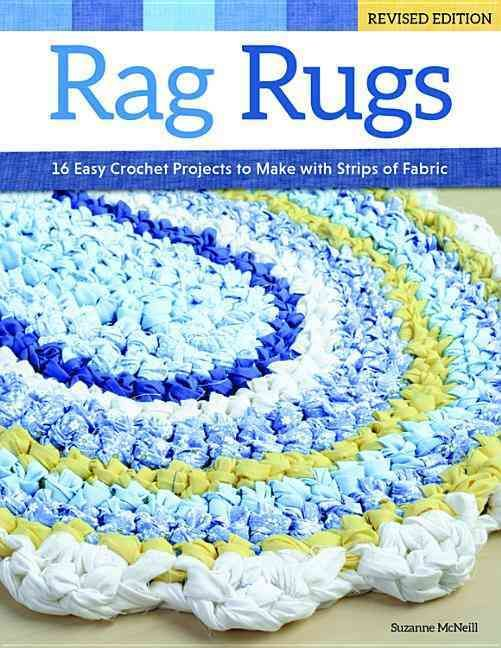 Create Your Own Designer Rugs With Just A Large Crochet Hook And A