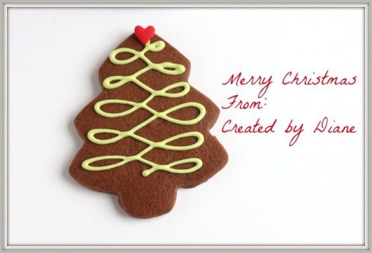Merry Christmas from @createdbydiane