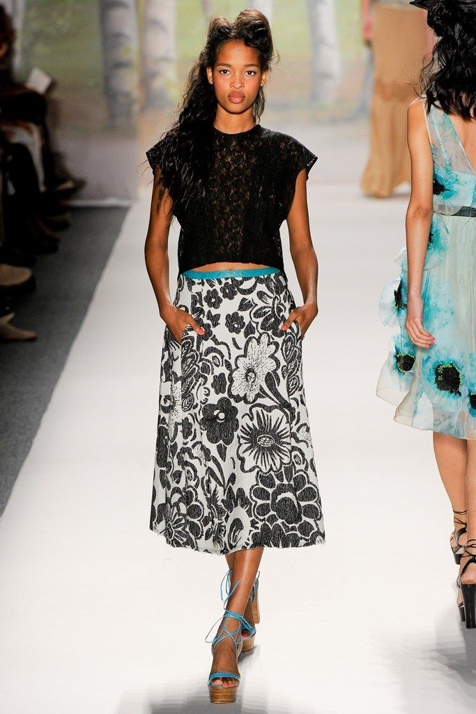 Tracy Reese Spring 2012 Ready-to-Wear Collection Photos - Vogue